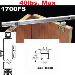 Picture of 1700FS Side Mounted Bi-Fold Door Hardware