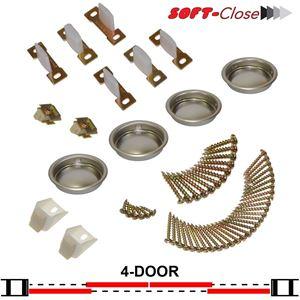 Picture of 1031SC04 4-Door Soft-Close Part Set