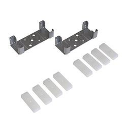 "Picture of 1574 4"" [100mm] Steel Stud Wall Adaptor Kit"